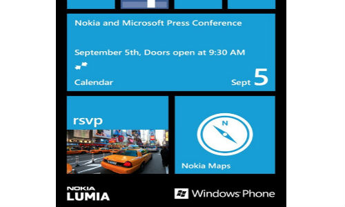 Nokia to Unveil Windows Phone 8 Lumia On Sept 5; Can It Dwarf Apple iPhone 5 Launch?