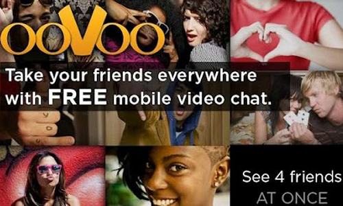 ooVoo App Updated: Introduces 4-Way Video Chatting to Android, iOS Devices