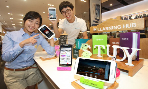 Samsung Galaxy Player 5.8 Debuts Ahead of IFA 2012; Will it Outsmart Apple iPod Touch?