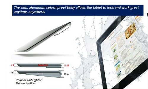 Sony Xperia Tablet Images Leak: 9.4in Display, Surface-like Keyboard, Quad-Core and More