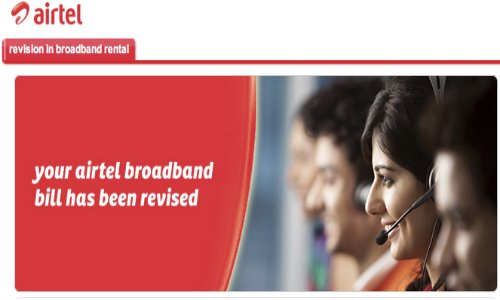 Airtel Hikes Broadband Tariff: Did You Get A Text Message Too?