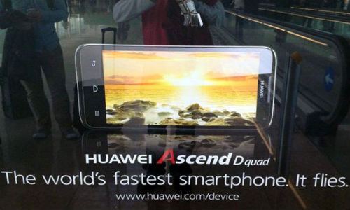 Huawei Unveils Android Smartphones and Tablets at IFA 2012