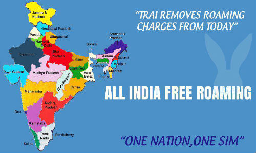 Kapil Sibal: No Roaming Charges in India from 2013