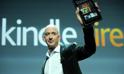 Amazon Kindle Fires And Paperwhite e-book Reader Launched to Challenge iPads, Nexus 7 And B