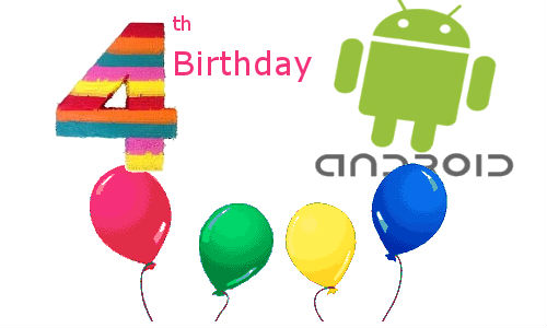 Android OS Turns Four: Step-by-Step Journey Through the Years [PICTURES]