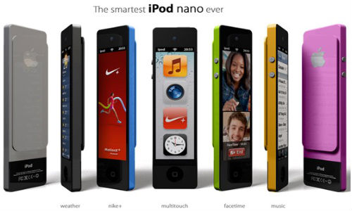 Apple Might Also Unveil New iPod At September 12 Press Event [REPORT]