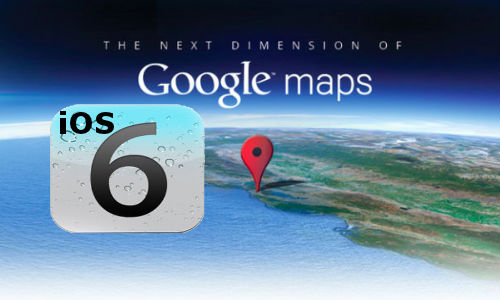 Apple iO6 Map Service Receives Criticism, Fails to Locate its Destination
