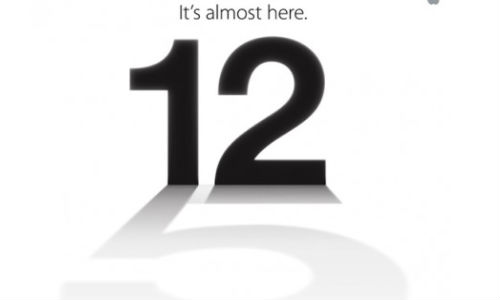Apple iPhone 5: List of Live Blogs Covering the Event