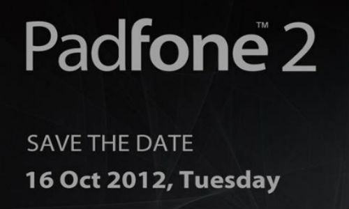 Asus PadFone 2 Coming with Quad-Core Snapdragon S4 on October 16