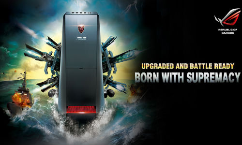 Asus Rog Tytan Cg8580 High End Gaming Desktop Launched In India Rs