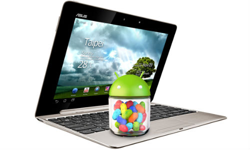 Android 4.1 Jelly Bean: Asus Transformer Prime TF201 Gets the Update in Sweden, to Arrive in India Soon