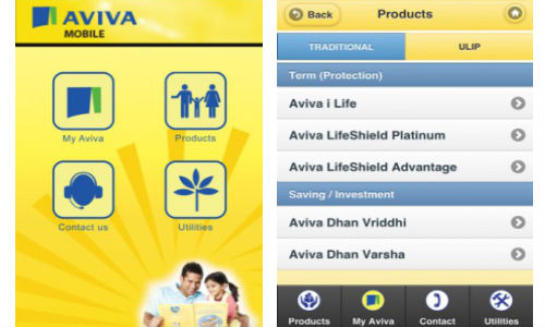 Aviva India Launches Mobile App For Easy Access On The Go