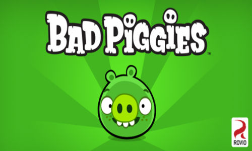 Bad Piggies: Rovio's Angry Birds sequel for iOS, Android