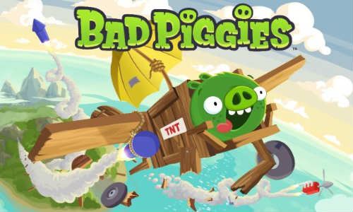 Bag Piggies:  Rovio Releases Angry Birds Successor for iOS, Android and Mac today