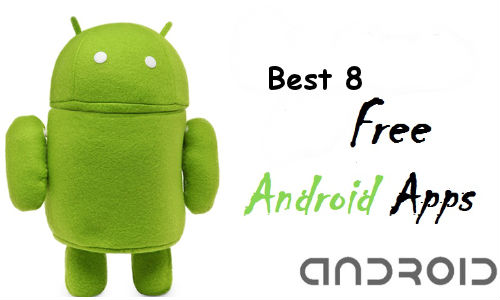 best free android phone apps 2013