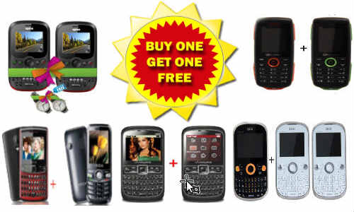 Dual SIM Feature Phones: Top 5 Deals On Buy One And Get Another Free