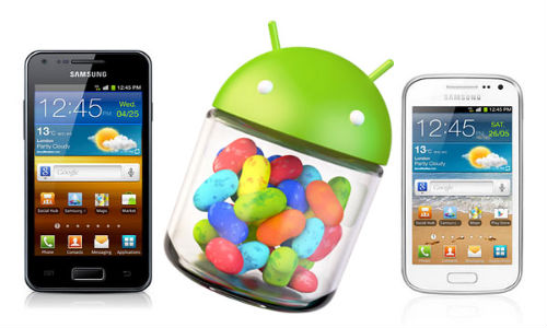 Android 4.1 Jelly Bean: Samsung Galaxy S3, S2, S Advance and Ace 2 to Get the Update by November