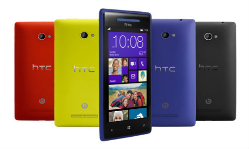 HTC 8X and HTC 8S Prices Revealed in UK