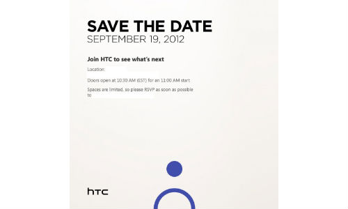 HTC Holding Event on September 19: 'What Next' Devices to Expect?