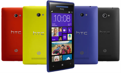 HTC Windows Phone 8X and 8S Smartphones Coming to India Next Week: The Biggest Threat to Nokia Lumia 920