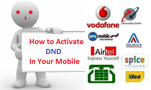 How to Stop Receiving Advertisement Calls and SMS from Service Providers?