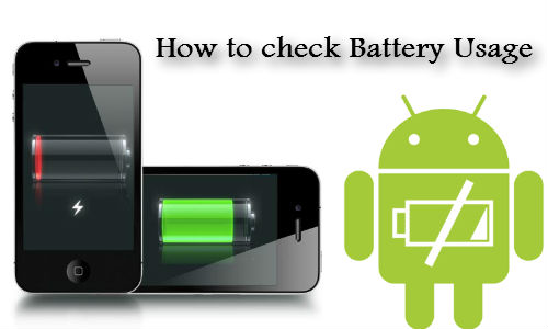 How to Check Battery Consumption on Android and iOS?