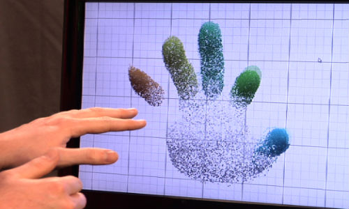 Intel Leap Ahead Technology: Control Your Passwords with a Wave of Your Hand