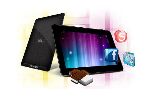 Teracom and MTNL Launches Three Budget Android Tablets