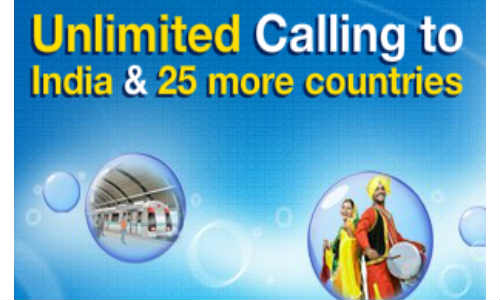 Make Unlimited Calls to India From US with New Reliance Global Call Pack