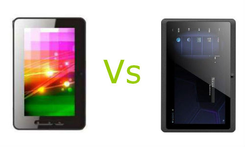 Micromax Funbook Pro Vs Zen Mobile UltraTab A100: Clash Between 2 Latest Budget Android Tablets in India