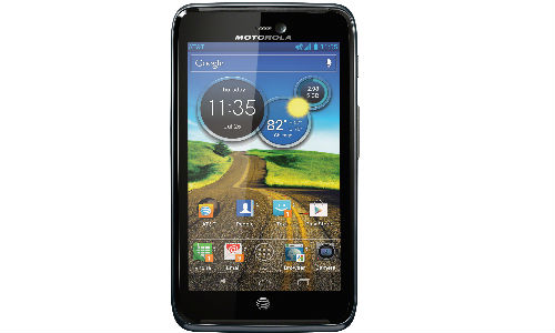 Motorola ATRIX HD OTA Software update Fixes Bugs
