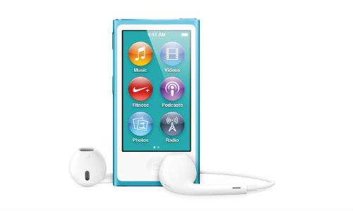 Top 5 Latest Digital Music Player Launched in 2012