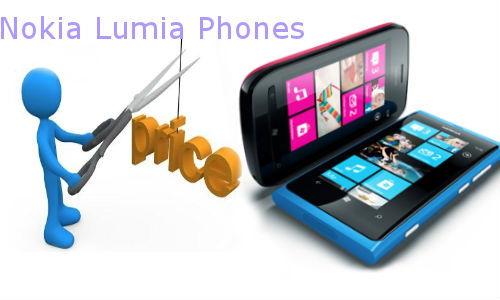 Nokia Adopts Price Drop Strategy To Spur Sales of Older Lumia Phones