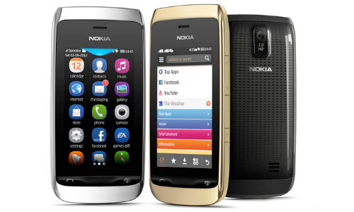 Nokia Asha 308 and Asha 309: Two new Members Join Asha Touch Family