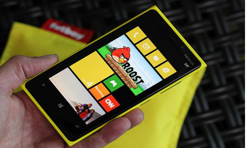 Nokia Lumia 920 Launched In New York, India will have to Wait