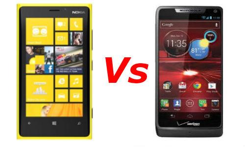 Nokia Lumia 920 Vs Motorola Droid Razr M: Smartphone OS Shootout Begins