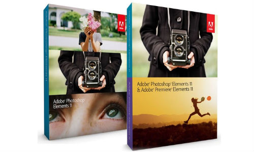 Adobe Introduces All-New Photoshop Elements 11 and Premiere Elements 11