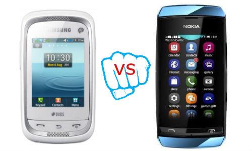 Samsung Champ Neo Duos vs Nokia Asha 305: Which Dual SIM