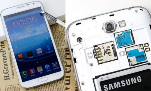 Samsung Galaxy Note 2 Update: Dual-SIM Version To Be Launched Soon