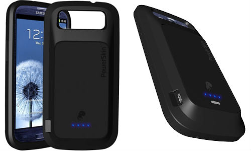 Samsung Galaxy S3 Gets NFC-Enabled Battery Case From PowerSkin