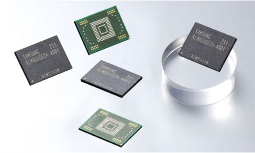 Samsung Prepping 128 GB flash chips for Smartphone and Tablet