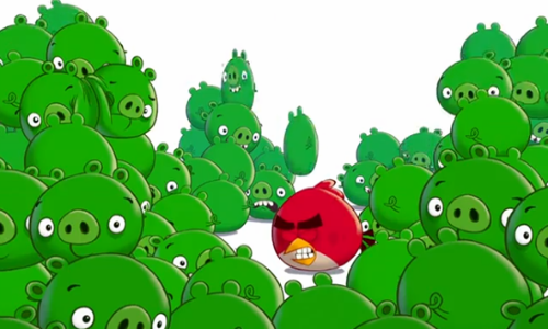 Rovio Teases Upcoming Angry Birds Game: Something Pig is Coming [Video]