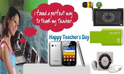 Teacher's Day 2012 Gift Ideas: Top 5 Geeky Gifts Every Teacher Will Love to Have