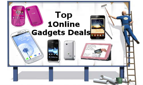 Weekend Guide: Top 10 Best Online Deals on Gadgets This Week