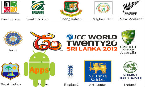 Top 5 Free Android Apps for T20 World Cup 2012 Schedule