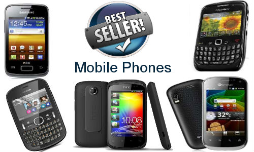 Top 5 Hottest Selling Mobile Phones Online under Rs 10,000 Price Tag