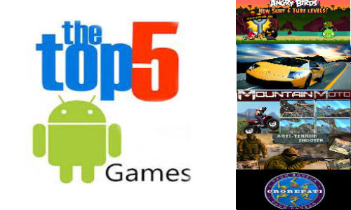 android top 5 games download