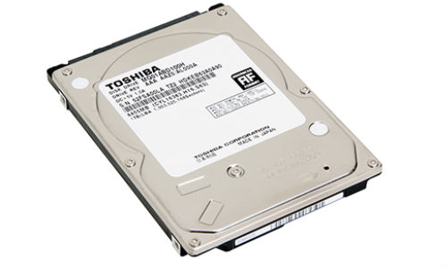 Toshiba introduces 2 Hybrid Drives featuring NAND Flash Memory