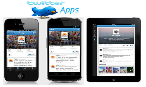 Twitter Updated: New Features in Android, iPhone and iPad App