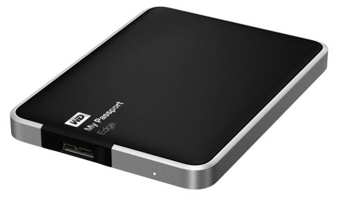 WD launches two 500 GB lightweight portable hard drives